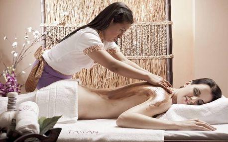 Luxusní čokoládová masáž - Luxusní dárkové balení