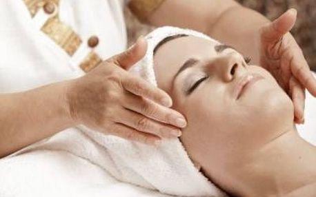 Obličejová masáž - Luxusní dárkové balení