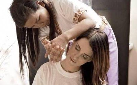 Antistresová masáž problematických partií - Luxusní dárkové balení