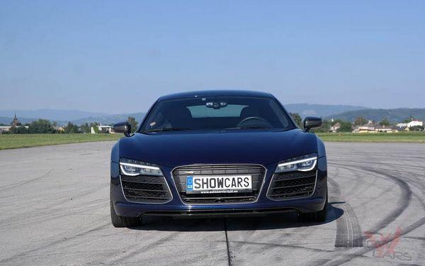 Jízda v supersportu Audi R83