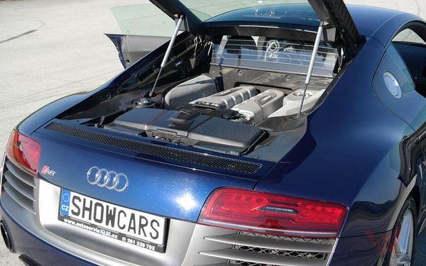Jízda v supersportu Audi R84