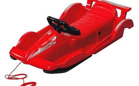 Boby AlpenGaudi AlpenRace plastové s volantem červené