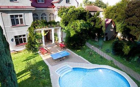 Praha - pobyt pro dva na 2 až 6 dní v krásných pokojích hotelu Marie Luisa. Na výběr různé varianty.