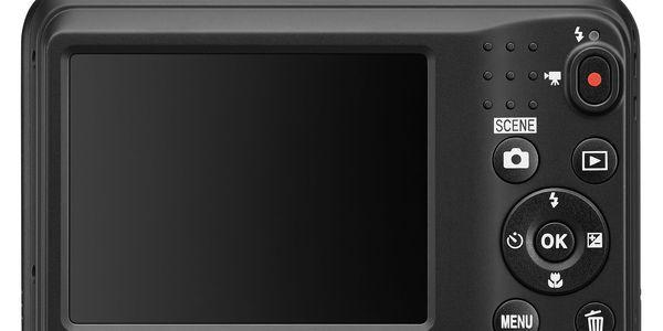 Digitální fotoaparát Nikon Coolpix A10 černý2