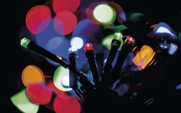 Vánoční osvětlení EMOS 200 LED, 10m, řetěz, multicolor (1534210090)4