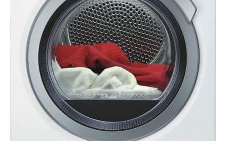 Sušička prádla AEG AbsoluteCare® T8DEG48SC bílá + DOPRAVA ZDARMA