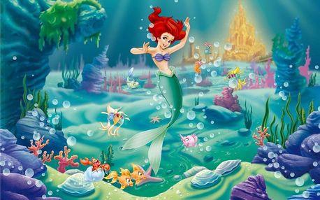 Ariel Disney Princezna - papírová fototapeta