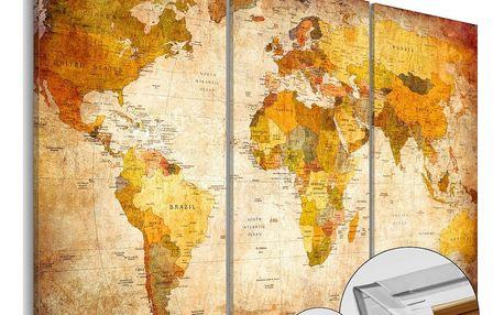 Obraz na korku - Antique Travel 120x80 cm