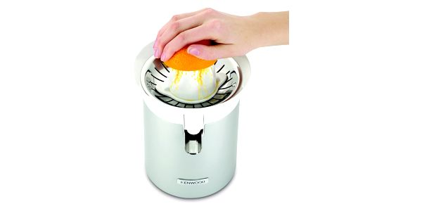 Lis na citrusy Kenwood K-Sense CPP 400 TT stříbrný/bílý + DOPRAVA ZDARMA2