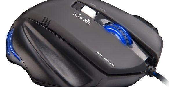 Myš C-Tech Akantha GM-01 (GM-01) černá / optická / 6 tlačítek / 2400dpi3