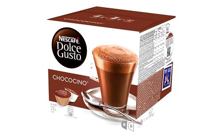 Kapsle pro espressa Nescafé CHOCOCINO