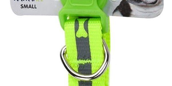 Obojek pro psa Neon zelená, vel. S, S2
