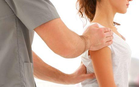 Terapie na sportovně-rehabilitačním přístroji