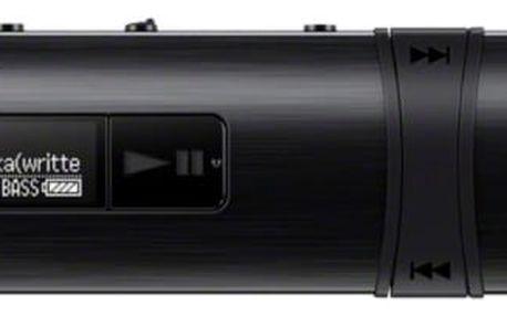 Sony WALKMAN NWZ-B183B černý (NWZB183B.CEW)