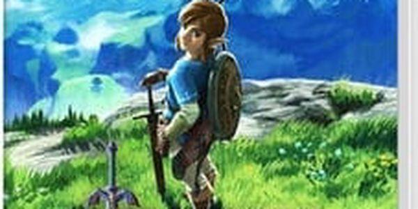 Hra Nintendo The Legend of Zelda: Breath of the Wild (NSS695)3