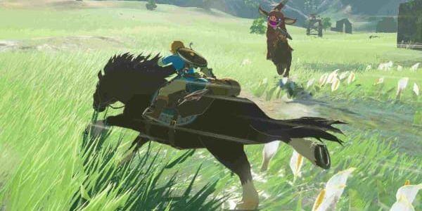 Hra Nintendo The Legend of Zelda: Breath of the Wild (NSS695)4