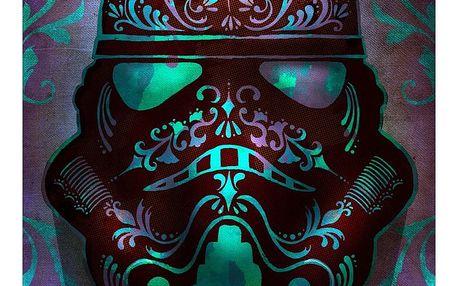 Nástěnná cedule Masked Troopers - Fluid