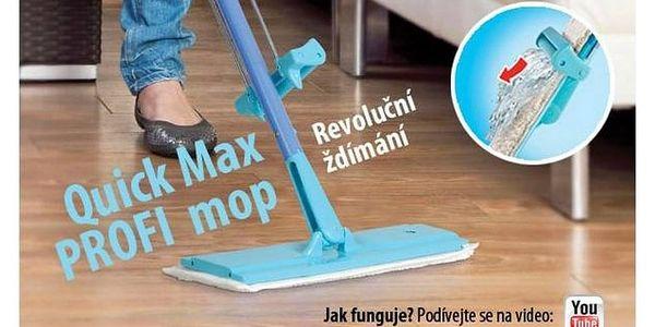 Spontex QuickMax Profi mop se samoždímacím systémem4