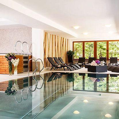 Hotel FIS Jasná ****, Luxusní dovolená s polopenzí a wellness v Nízkých Tatrách