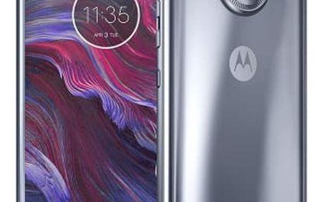 Motorola Moto X4 4GB/64GB, blue + Powerbanka 10 000 mAh