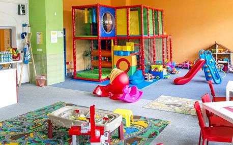 Ráj pro děti: vstupy do dětské herny Smajlík