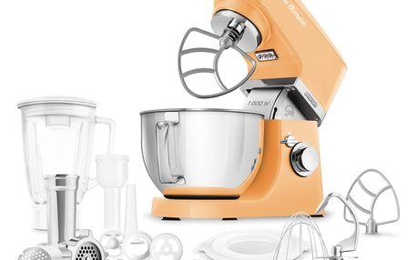 Kuchyňský robot Sencor STM 6353OR - poškozený obal