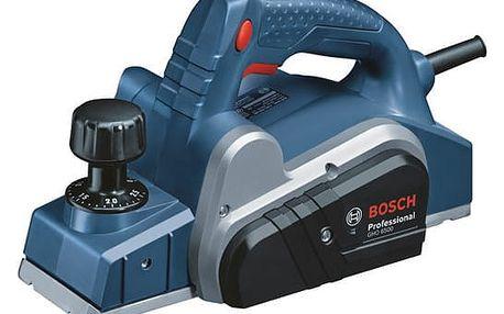 Hoblík Bosch GHO 6500, 0601596000 + DOPRAVA ZDARMA