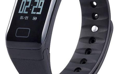 Fitness náramek GoClever SMART BAND MAX FIT (GCWSBMF) černý
