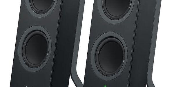 Reproduktory Logitech Z207 Bluetooth černé (980-001295)