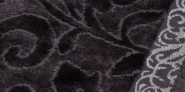 Jahu Ručník Skyline šedá, 70 x 140 cm2
