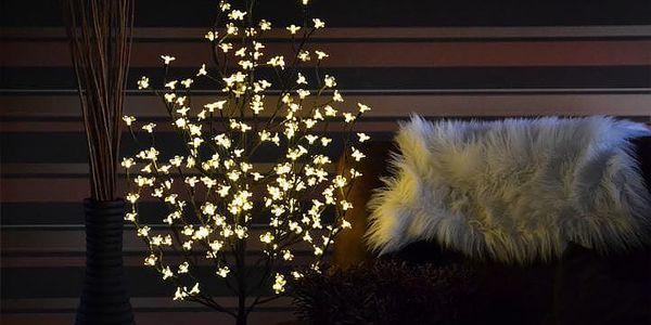Nexos 39398 LED vánoční dekorace - Světelný strom - 96 LED 150 cm4