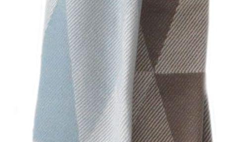 Modro-šedá deka Euromant Pisa, 140x180cm