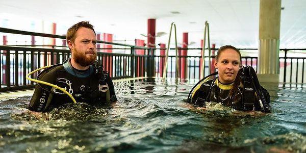 Potápění v bazénu, 6 hodin, počet osob: 1, Brno (Jihomoravský kraj)4