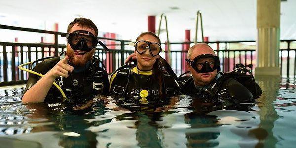 Potápění v bazénu, 6 hodin, počet osob: 1, Brno (Jihomoravský kraj)5