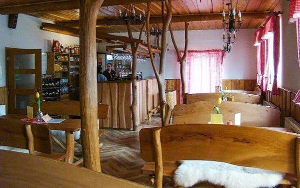 Restaurace a Penzion u Maryny