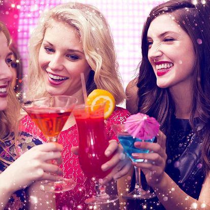 Vstup do ladies klubu a drink zdarma