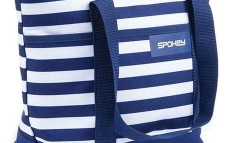 Chladící taška Spokey ACAPULCO plážová termo, pruhy