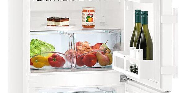 Chladnička s mrazničkou Liebherr Comfort CU 2915 bílá4