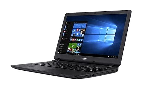 Acer Aspire ES15 NX.GFTEC.007, černá