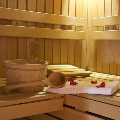 Dopřejte si ve dvou 90 minut saunování a odpočinku