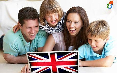 Angličtina pro děti PREMIUM online metodou Imitum®
