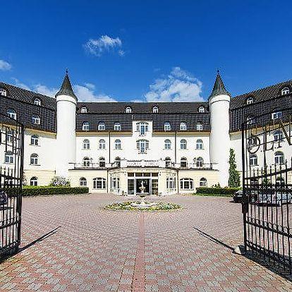 2–3denní luxusní valentýnský pobyt s wellness pro 2 osoby v hotelu SEN**** v Senohrabech