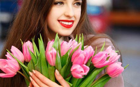 Kytice tulipánů z lásky či jen tak pro radost