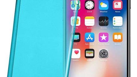 CellularLine COLOR gelové pouzdro pro Apple iPhone X, zelená