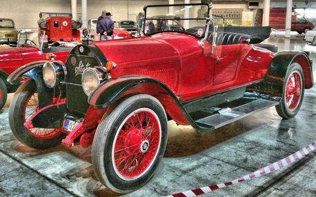 MotorTechna: veletrh historických vozidel