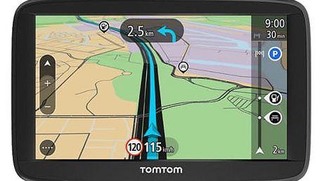 TomTom START 62 Europe Traffic, Lifetime