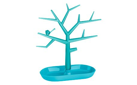 Koziol Stromeček na šperky Pi:p,velikost M barva tyrkysová
