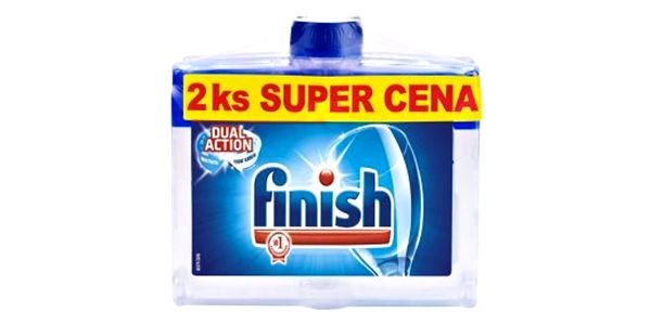 Finish Calgonit čistič myčky DUO 2 x 250 ml2