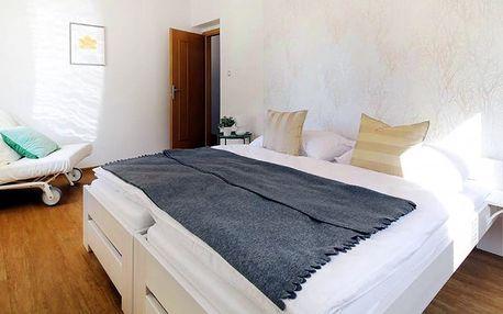 Ubytování v moderním penzionu v Českém Krumlově