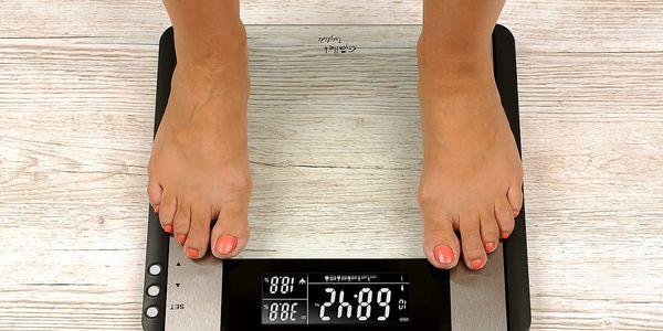 Osobní váha Gallet Trézlidé PEP 817 s tělesnou analýzou černá5